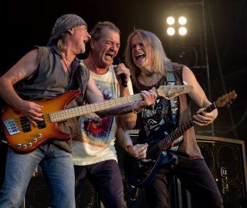 """Deep Purplen uusi musiikkivideo """"All I Got Is You"""" katsottavissa"""
