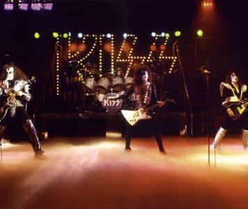 Harvinaista pro-shot videomateriaalia Kissin 1976 Houstonin keikalta julki