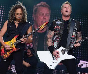 """Metallicalta vuorossa video """"Halo On Fire"""" livedebyytistä"""