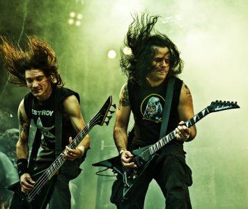 Kreator ja Sepultura tuovat tänään Thrash-myrskyn Suomeen