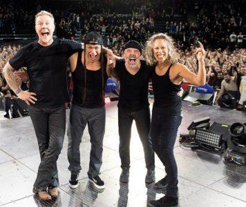 Metallican Suomen keikkojen VIP-Paketit myynnissä – Miten olisi The Hardwired Experience 2399€?