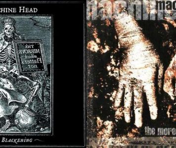 Machine Head: The More Things Change…To The Blackening