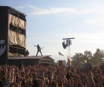 Roskilde-festarimatka ensi kesäkuussa!