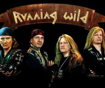 """Running Wild julkaissut """"Russian Foray""""-videon Venäjän konserteista"""