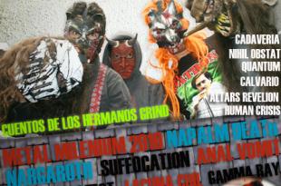 Quinta edicion Revista virtual Metal Live Colombia