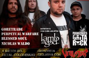 Septime edicion revista Virtual Metal Live Colombia