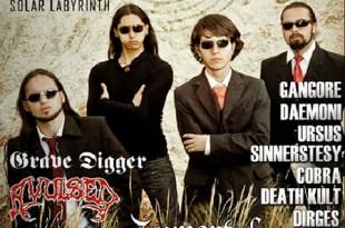 Edición 11 Revista virtual Metal Live Colombia