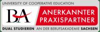 Logo der Berufsakademie Sachsen