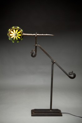 Lamps & Lights - Metal Mantis - Colby Brinkman
