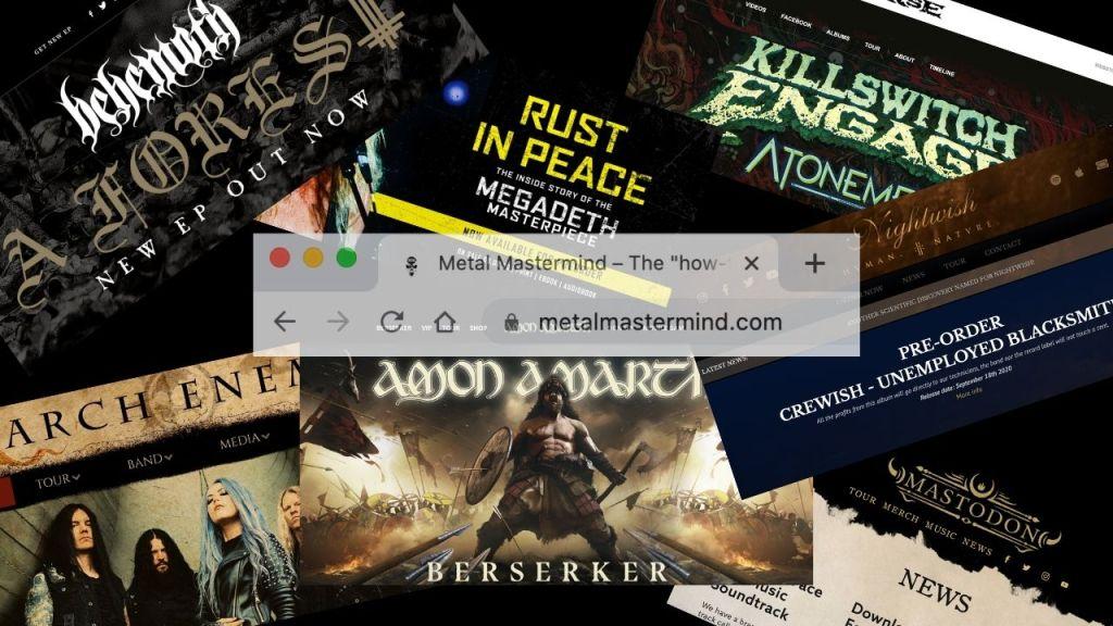 Do you need a website as a musician