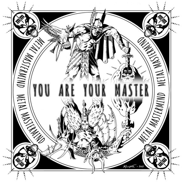 You Are Your Master single-album cover art
