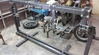 motorcycle frame jig 4