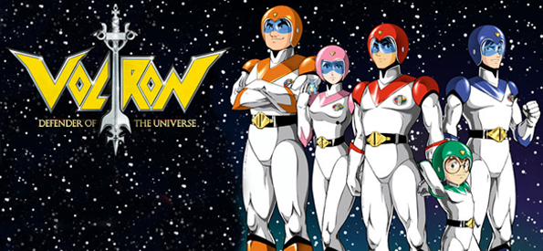 Six Classic Cartoons from the 1980s That You Can Watch Right Now on     With Netflix rebooting the franchise in the form of Voltron  Legendary  Defender  it s not surprising to see them streaming the original Voltron  series as