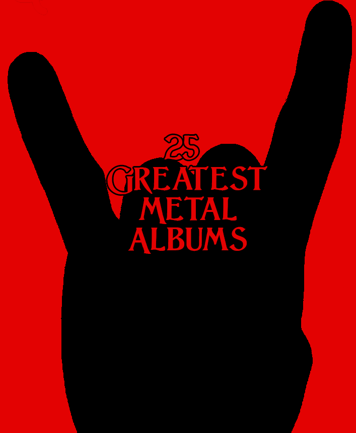 25 Greatest Metal Albums Of All Time – Voted by the Metal Mofos Community