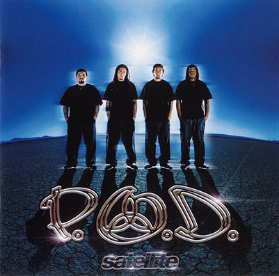 P.O.D. – Satellite – 25 Days of Christmas Metal Countdown: Day 19