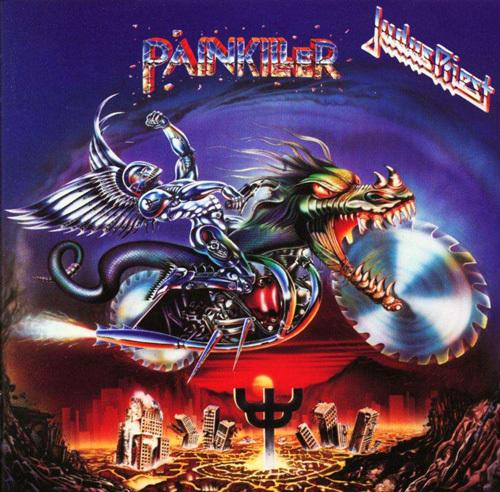 Judas Priest – Painkiller – 25 Days of Christmas Metal Countdown: Day 22