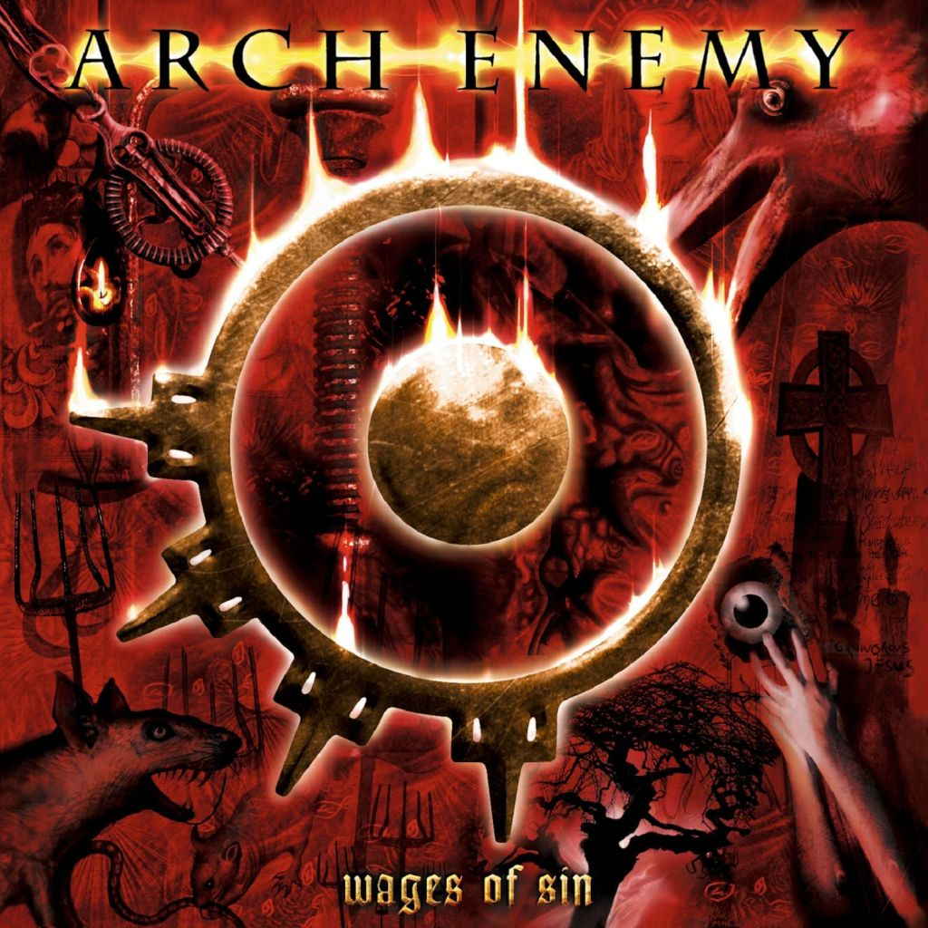 Arch Enemy and Wages of Sin