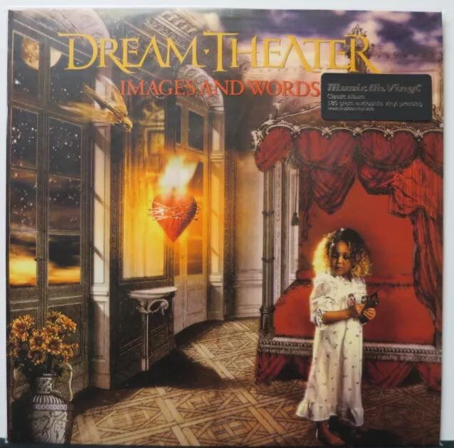 Dream Theater-Images And Words : Must Own Heavy Metal/Hard Rock Albums