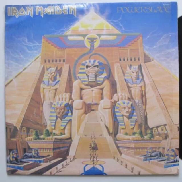 Iron Maiden – Powerslave : Must Own Heavy Metal/Hard Rock Albums