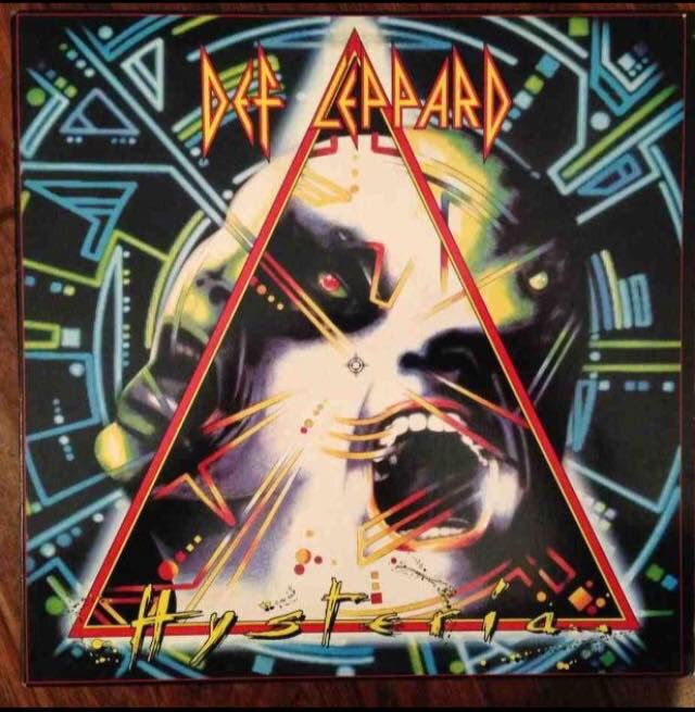 Def Leppard-Hysteria : Must Own Heavy Metal/Hard Rock Albums
