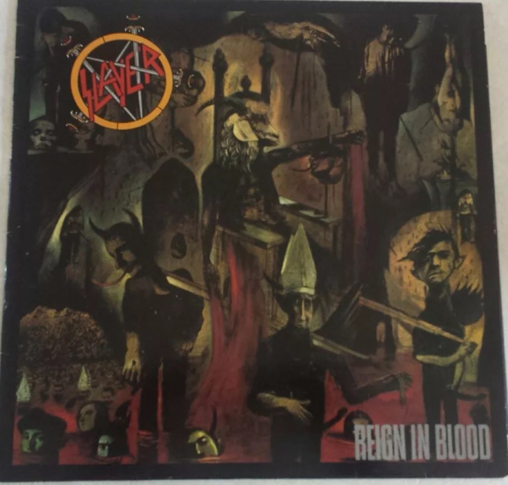 Slayer – Reign In Blood : Must Own Heavy Metal/Hard Rock Albums