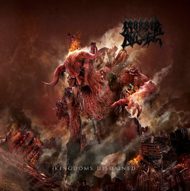 Morbid Angel's Steve Tucker Interviews with Metal Mofos, 'Kingdoms Disdained' out December 1st, 2017