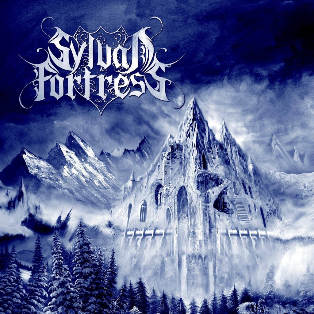Sylvan Fortress Recording EP Enthroned in White