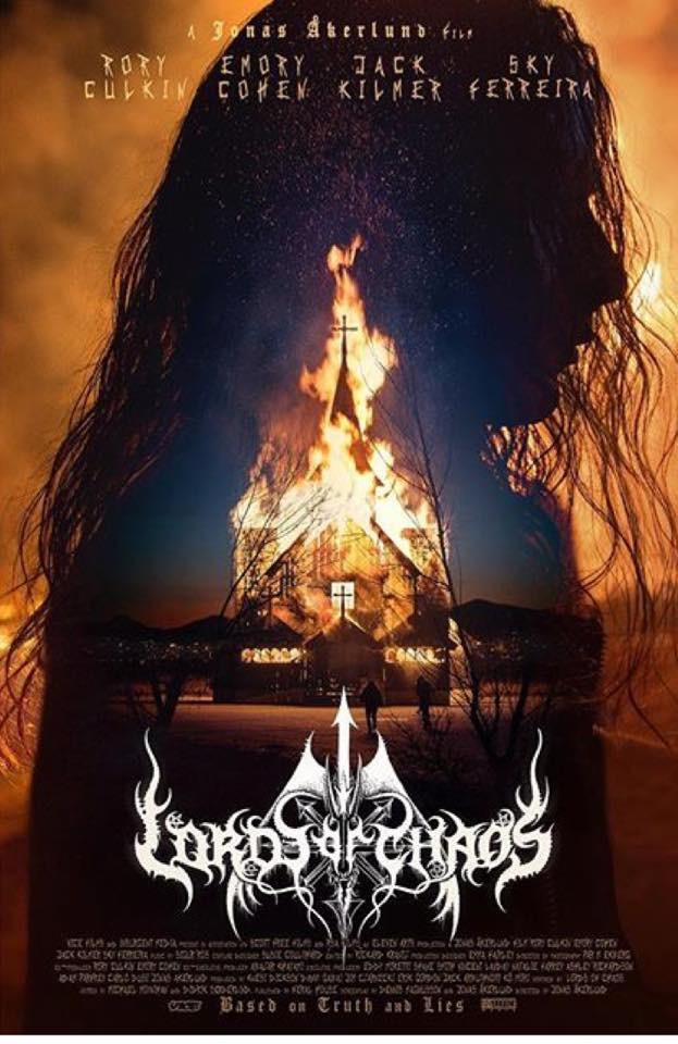 Lords of Chaos Film to Be Released January 23, 2018