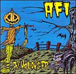 "AFI ""All Hallows EP"" small pic"