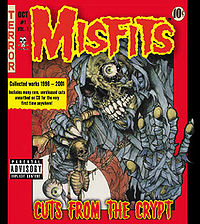 "Misfits ""Cuts From The Crypt"" large album pic"