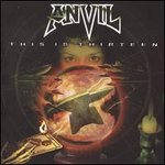 "Anvil ""This Is Thirteen"" small album pic"