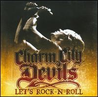 "Charm City Devils ""Let's Rock N Roll"" large album pic"
