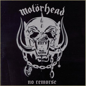 "Motorhead ""No Remorse"" large album pic"