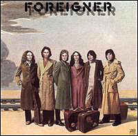 "Foreigner ""Foreigner"" large album pic"