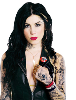 Kat Von D - large photo #1
