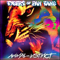 "Tygers Of Pan Tang ""Animal Instinct"" large album pic"