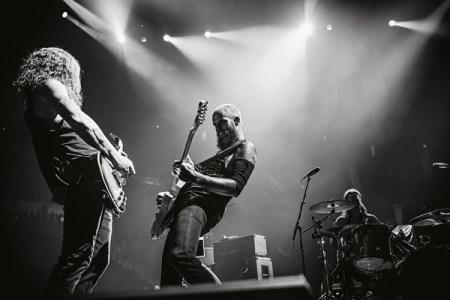 BARONESS – ANNOUNCE NEW U.S. TOUR DATES   Metal Odyssey ...