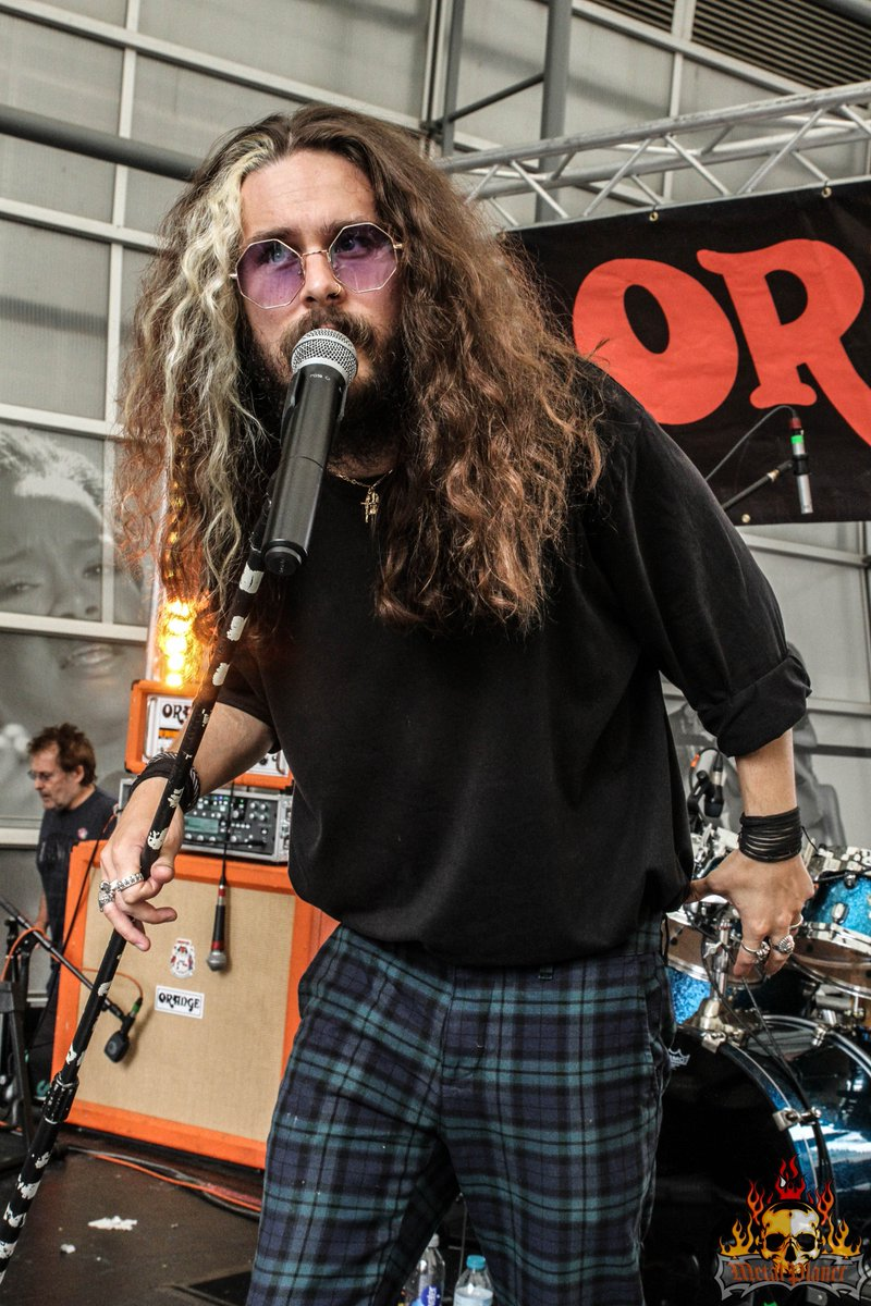 Vambo at Stone Free Festival (c) Metal Planet Music