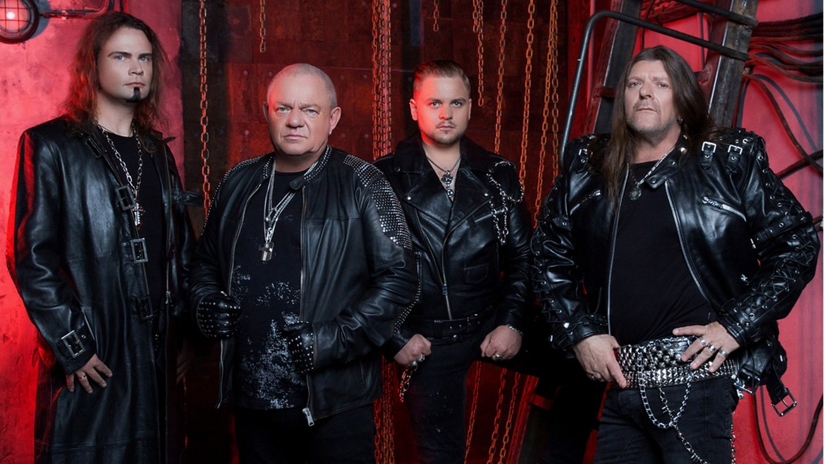 News: U.D.O. release their new single and lyric video for 'Make The Move'