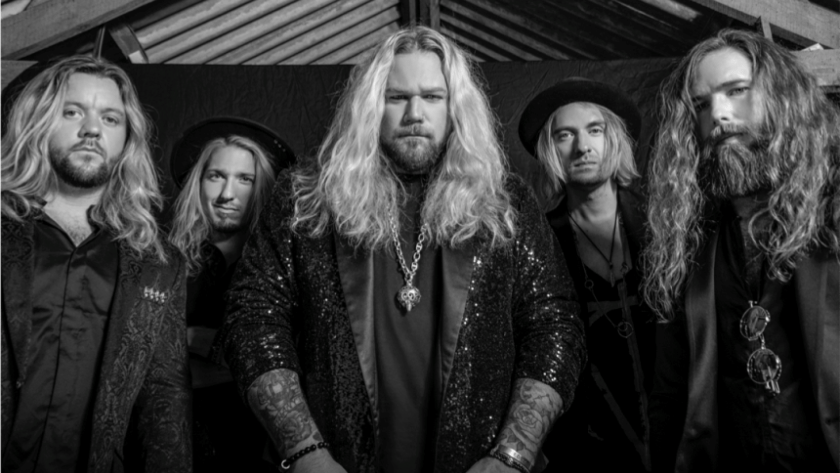 News: Inglorious Announce UK Headline Tour for January