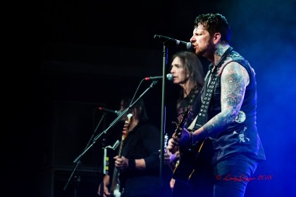 Permalink to: Gig Review: BLACK STAR RIDERS at the Leamington Assembly with support From MYKE GRAY and THE RISING SOULS 30/11/18.