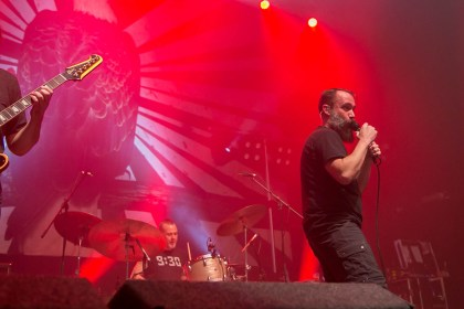 Permalink to: Gig Review: CLUTCH At The Top Of their Game At The O2 Academy, Glasgow