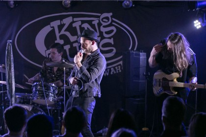 Permalink to: Gig Review: The Rising Souls @ King Tuts, Glasgow