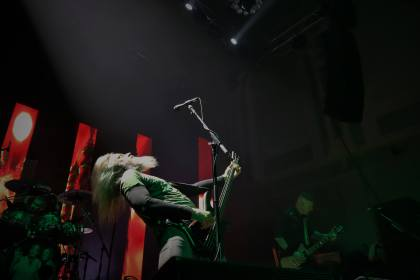 Permalink to: Gig Review: MASTODON gives the Ulster Hall a real Mother Puncher