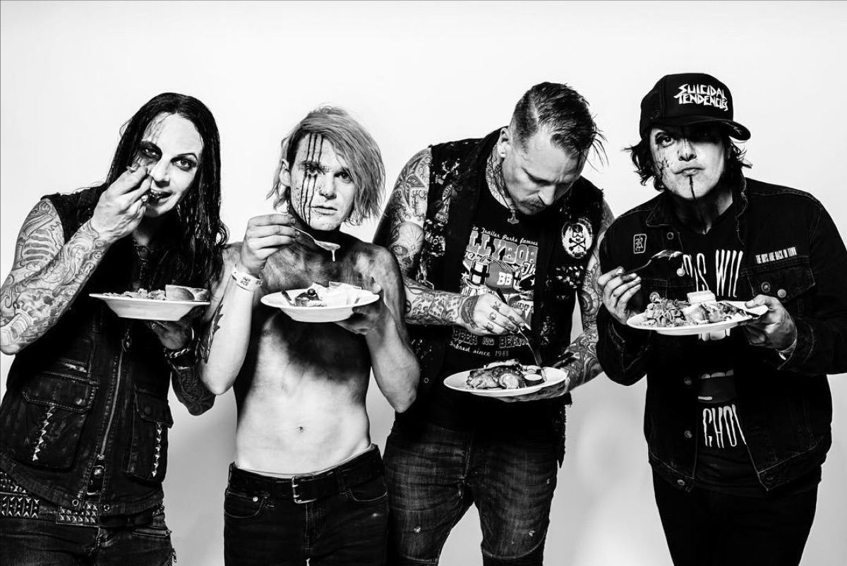 Combichrist - New Album: 'One Fire' Release Date: 7th June 2019