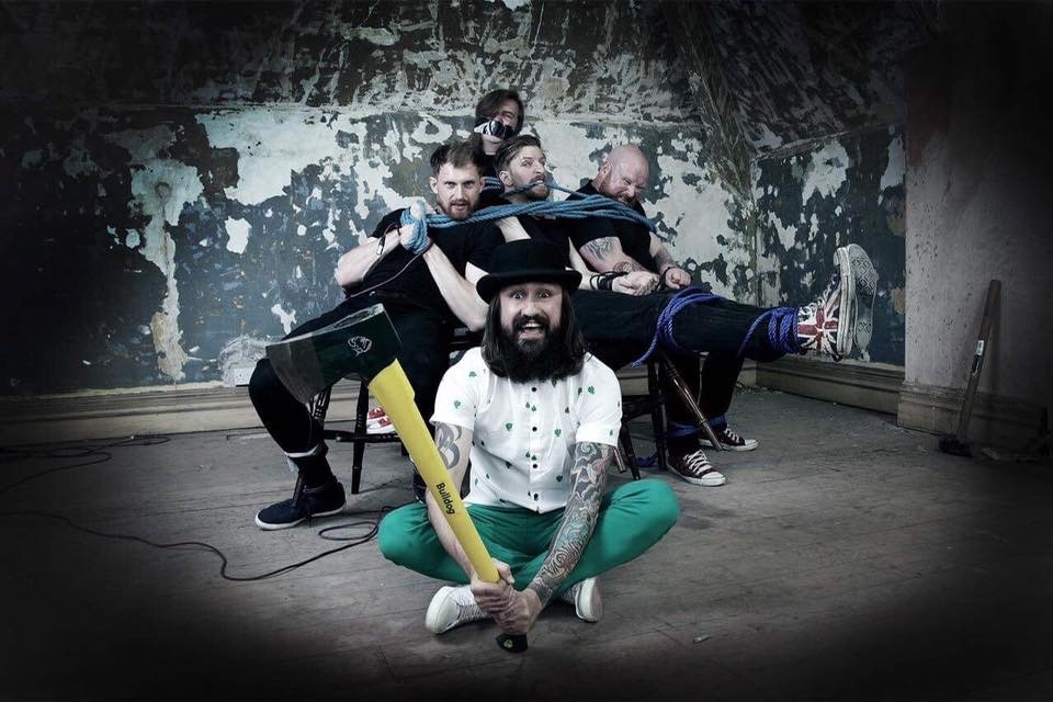 Gig Review:MASSIVE WAGONS @ THE BOOKING HALL, DOVER 5TH APRIL 2019 WITH SUPPORT FROM NAKED SIX AND THE ROCKET DOLLS