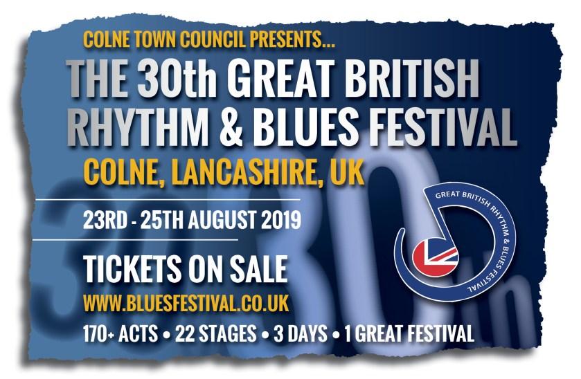 c1af859e4e The Great British Rhythm & Blues Festival 2019 Announces more acts ...