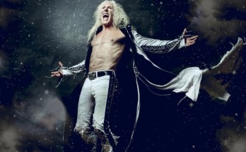 Dee Snider For the Love of Metal Solo Album