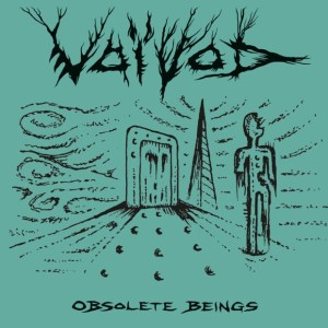 Voivod Obsolete Beings Artwork