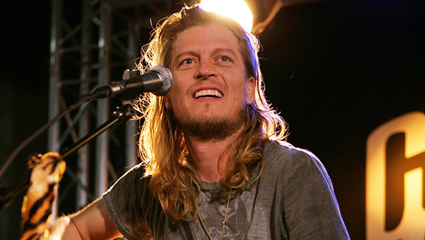 Wes Scantlin Puddle of Mudd